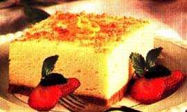 Easy Lemon Dessert