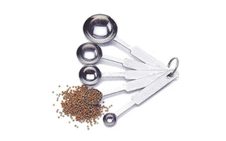 Spices Measuring