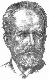 Peter Ilyitch Tschaikowsky