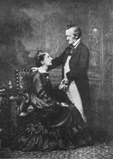 Wagner Richard and Cosima