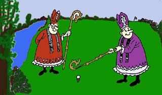 Golfers Humor