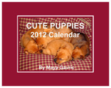 Cute Puppies Calendar