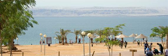 Dead Sea Beach - original image source wikitravel.org