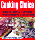 CookingChoice.com FREE Recipes