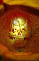 Ray Villafane Pumpkin