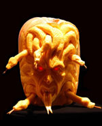 Medusa Pumpkin