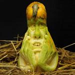 Pumpkin Carvings by Ray Villafane