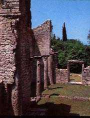 Brijuni islands - Roman and Byzantine heritage