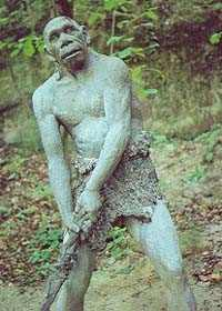 Neanderthal from Krapina