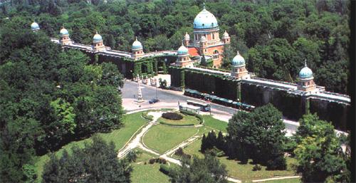 Cemetery Mirogoj - (Groblje Mirogoj)