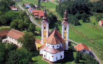 STRIGOVA MONASTERY CHURCH OF ST. JERONIM