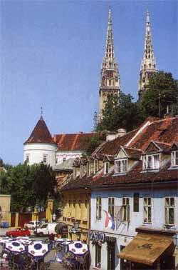 Tkalciceva Street