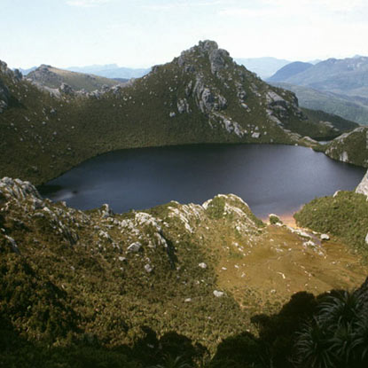 Australia Cradle Mountain