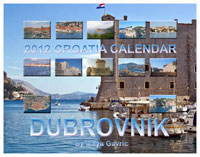Dubrovnik Calendar 2012