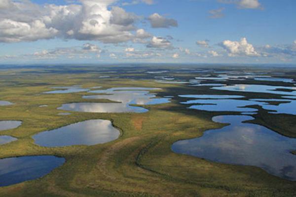 Yukon Vontut National Park